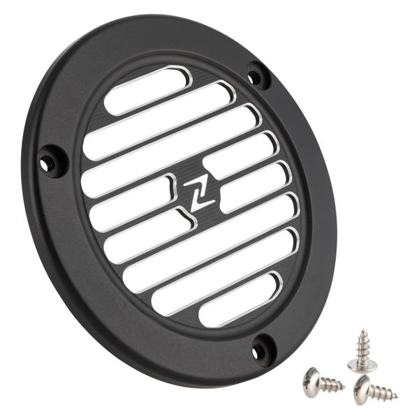 Abdeckung Lüfterradabdeckung ZELIONI Vintage für Vespa LX-S-Primavera-Sprint-946 3V i-e- 125-150ccm 4T AC für Vespa LX-S-Primavera-Sprint-946 3V i-e- 125-150ccm 4T AC-