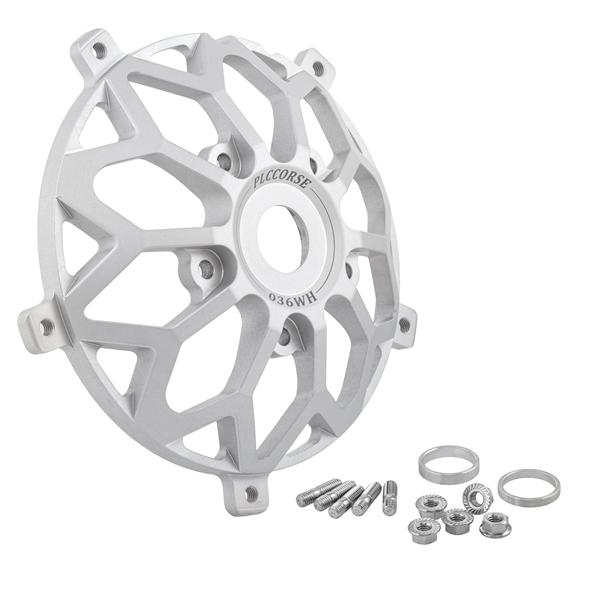 Adapter PLC- Radnabe vorne für Vespa 50-125-PV-ET3-PK50-125-S-XL-XL2 für Vespa 50-125-PV-ET3-PK50-125-S-XL-XL2