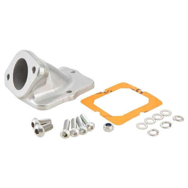 Ansaugstutzen MBD für Lambretta 125 LI-Special-DL-GP-150 LI-Special-SX-DL-GP-175 TV2-3-200 TV-SX-DL-GP für Lambretta 125 LI-Special-DL-GP-150 LI-Special-SX-DL-GP-175 TV2-3-200 TV-SX-DL-GP-