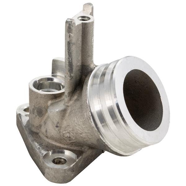 Ansaugstutzen PIAGGIO für Vespa Primavera/Sprint 150ccm i.e. 3V 4T AC (Euro 4) für Vespa Primavera/Sprint 150ccm i.e. 3V 4T AC (Euro 4)-
