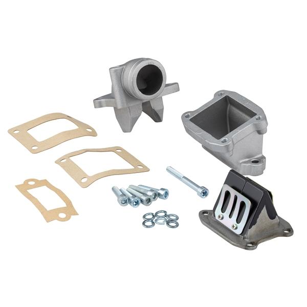 Ansaugstutzen QUATTRINI 30mm 172 M1XL MILLEMIGLIA für Vespa PX125-150-Cosa für Vespa PX125-150-Cosa-