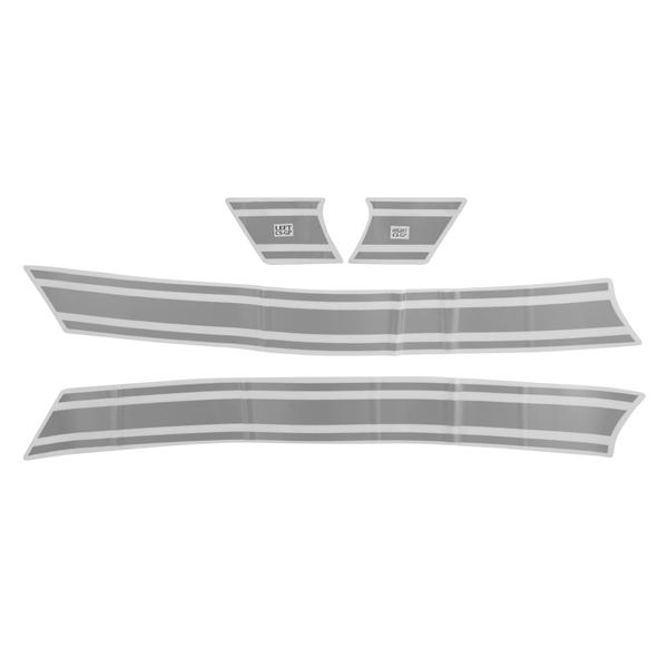 Aufkleberset Streifen für Lambretta 125 DL-GP-150 DL-GP-200 DL-GP für Lambretta 125 DL-GP-150 DL-GP-200 DL-GP-