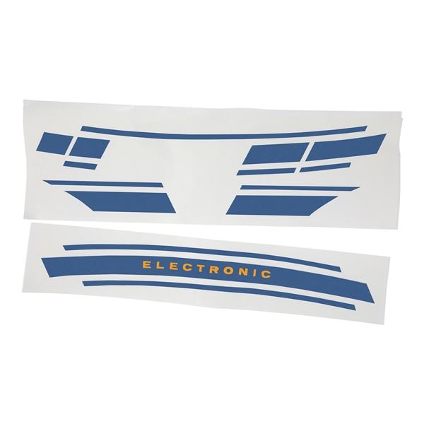 Aufkleberset Streifen für Vespa 125 ET 3 für Vespa 125 ET 3-