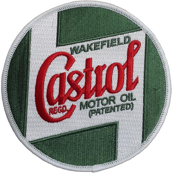 Aufnäher CASTROL CLASSIC  -