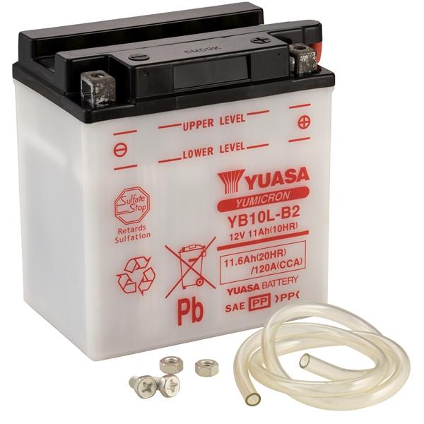 Batterie 12V-11Ah- YB10L-B2