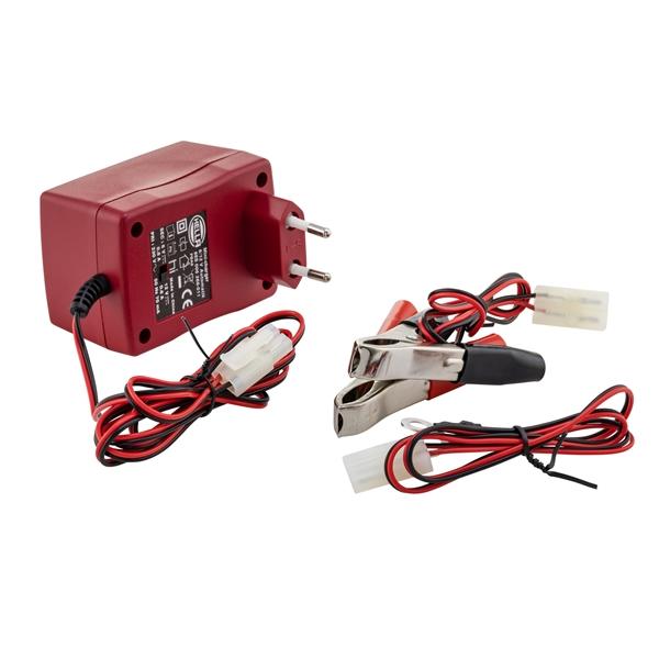 Batterie-Ladegerät HELLA-GUTMANN 6V-12V mit Abschaltautomatik nach WU-Kennlinie  -