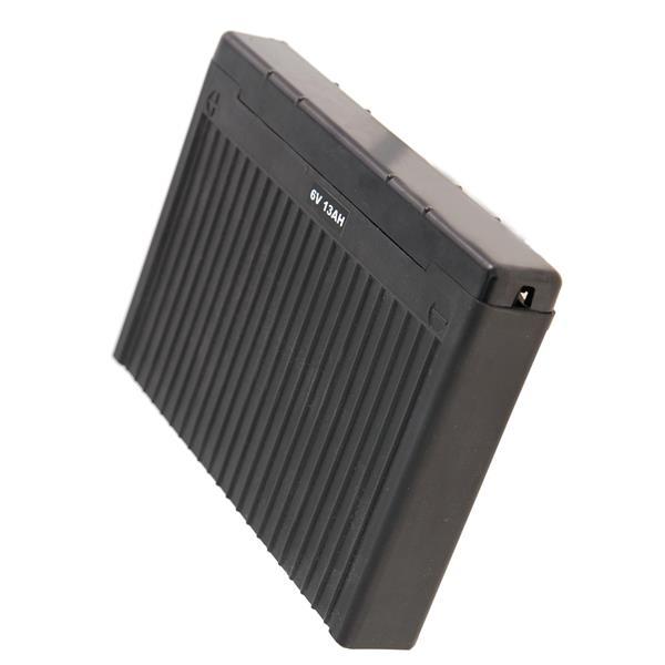 Batterie PASCOLI 6V-12Ah für Vespa 150 GS VS1-5T (I) für Vespa 150 GS VS1-5T (I)-