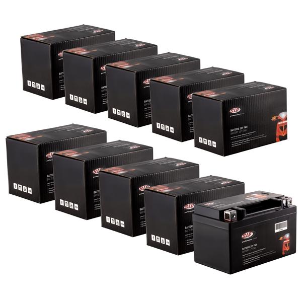 Batterie SIP 12V-7Ah- Typ:  YTX7A-BS passt für viele Scooter-Maxiscooter 50-150ccm 2T-4T AC-LC passt für viele Scooter-Maxiscooter 50-150ccm 2T-4T AC-LC-