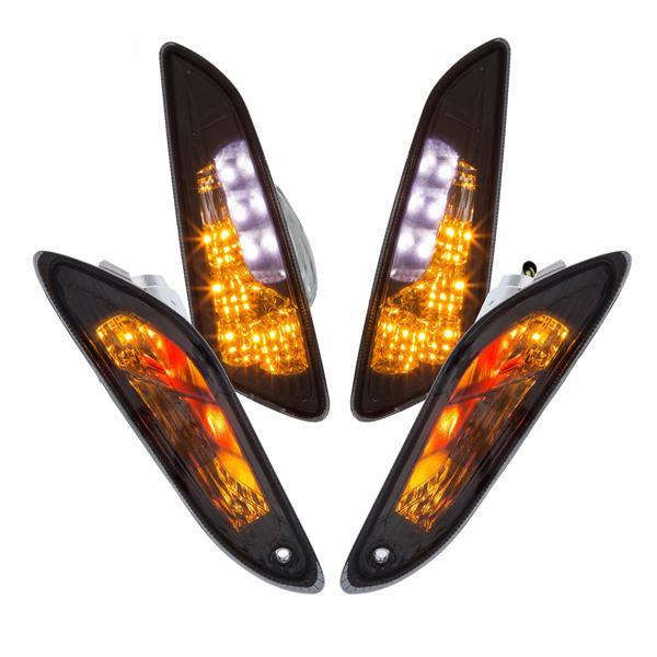 Blinker Kit für Vespa Primavera-Sprint 50ccm 2T-4T für Vespa Primavera-Sprint 50ccm 2T-4T