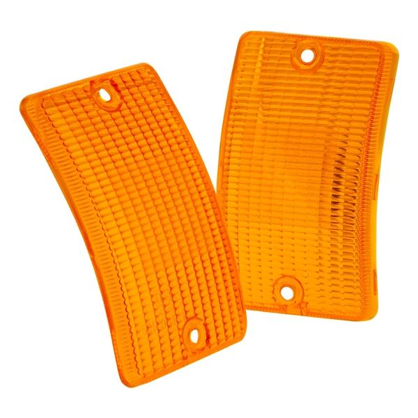 Blinkerglas Kit SIEM vorne links/rechts für Vespa PK50-125 XL/RUSH/XL2/N/FL/HP für Vespa PK50-125 XL/RUSH/XL2/N/FL/HP-