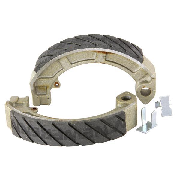 Bremsbacken NEWFREN 10- vorne und hinten- AntiAQUA für Vespa PK50-125-S-XL-XL2-PK50 XL FL-HP-N-Rush-PX-T5 für Vespa PK50-125-S-XL-XL2-PK50 XL FL-HP-N-Rush-PX-T5-