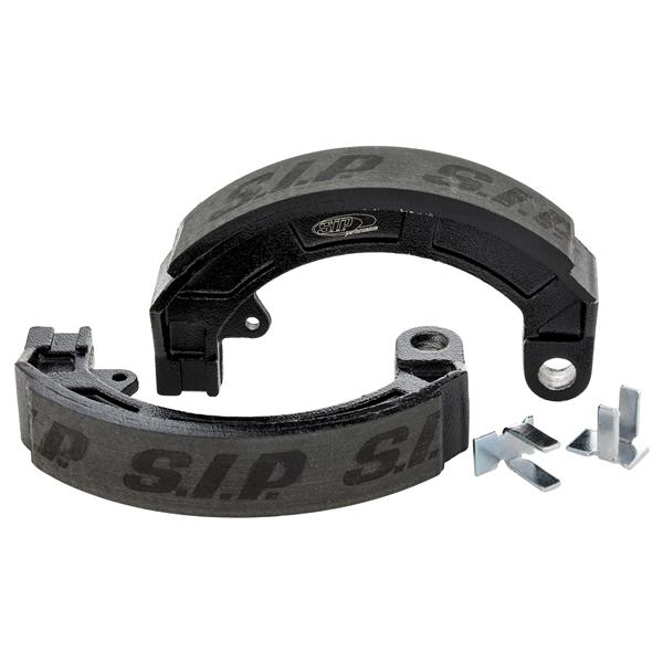 Bremsbacken SIP PERFORMANCE 10- hinten für Vespa 50 Special V5B1-4T-SR-SS-90 R-SS-100 2-125-PV-ET3-P80-E (FR) für Vespa 50 Special V5B1-4T-SR-SS-90 R-SS-100 2-125-PV-ET3-P80-E (FR)-