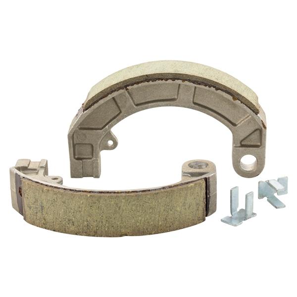 Bremsbacken SIP PREMIUM 10- hinten für Vespa 50 Special V5B1-4T-SR-SS-90 R-SS-100 2-125-PV-ET3-P80-E (FR) für Vespa 50 Special V5B1-4T-SR-SS-90 R-SS-100 2-125-PV-ET3-P80-E (FR)-