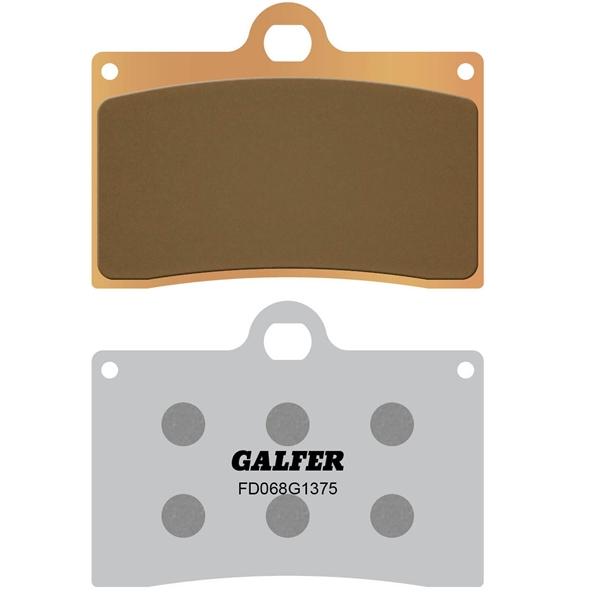 Bremsbeläge GALFER Sinter Sport S76  -
