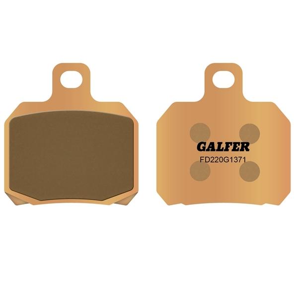 Bremsbeläge GALFER Sinter Street S61  -