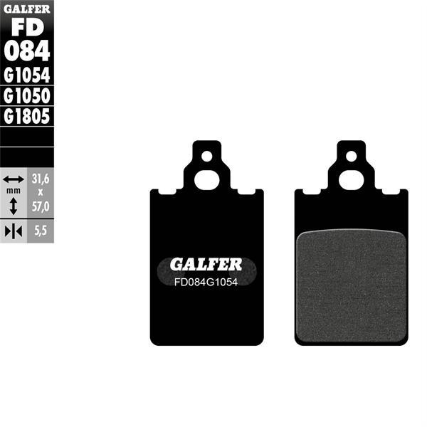 Bremsbeläge GALFER SPORT S12  -