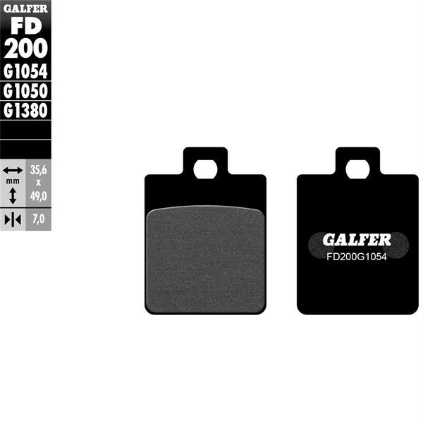 Bremsbeläge GALFER SPORT S14  -