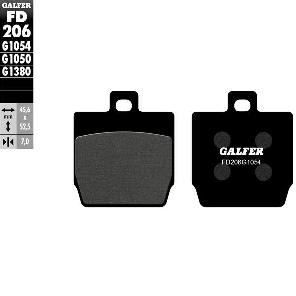 Bremsbeläge GALFER SPORT S32  -