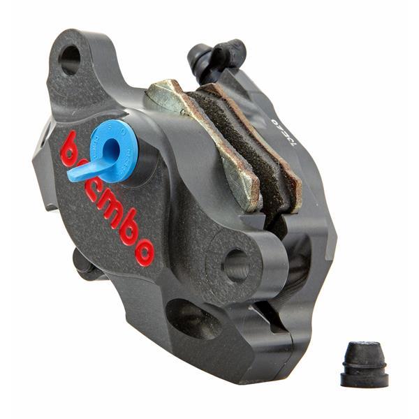 Bremszange BREMBO- hinten- Racing für Vespa GTS-GTS Super-GTV-GT 60-GT-GT L 125-300ccm für Vespa GTS-GTS Super-GTV-GT 60-GT-GT L 125-300ccm-