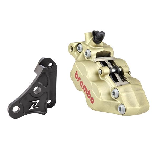 Bremszange BREMBO- vorne- P4 30-34 C für Vespa Primavera-Sprint 50-150ccm für Vespa Primavera-Sprint 50-150ccm-