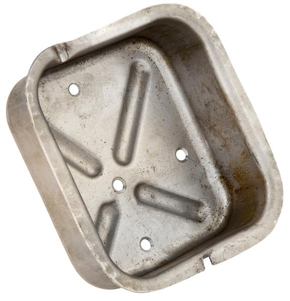 Deckel Gehäuse Gleichrichtergrundplatte für Vespa 150 GS VS1-3-VB für Vespa 150 GS VS1-3-VB-