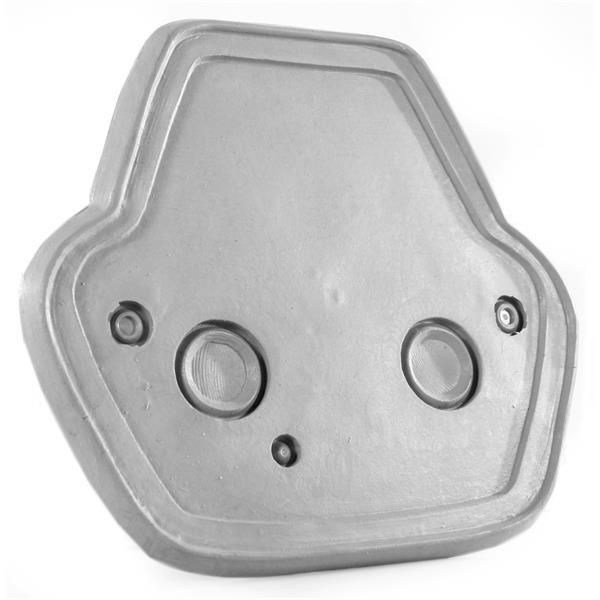 Dichtung Rahmen Rücklicht -Repro- für Vespa GS 160-GL (D) für Vespa GS 160-GL (D)-