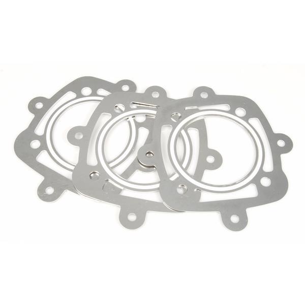 Dichtung Zylinderkopf (d) 1-0mm für GILERA-PIAGGIO 125-180ccm 2T AC-LC für GILERA-PIAGGIO 125-180ccm 2T AC-LC-