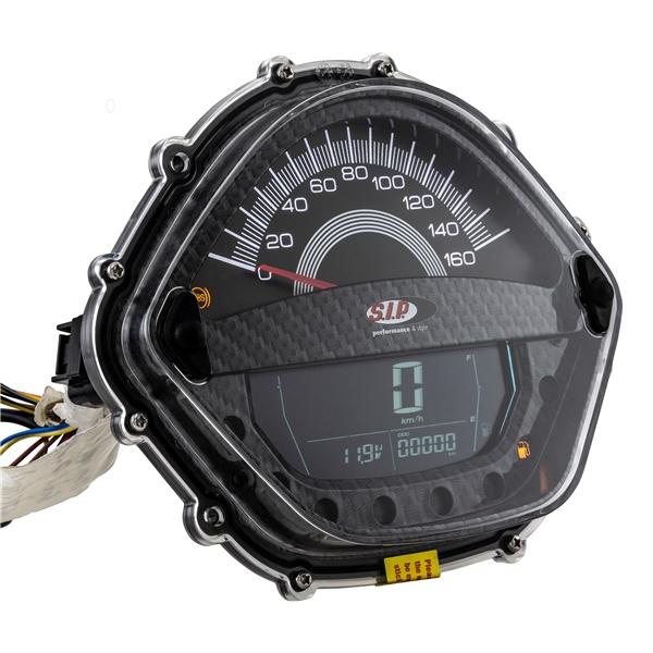Drehzahlmesser-Tacho SIP für Vespa GT-GT L 125-200ccm-GTS 125 (Vergasermodell) für Vespa GT-GT L 125-200ccm-GTS 125 (Vergasermodell)-
