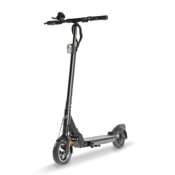 E-Scooter EGRET Eight V2 X schwarz- ohne Strassenzulassung nach ekFV - offen schwarz- ohne Strassenzulassung nach ekFV - offen-