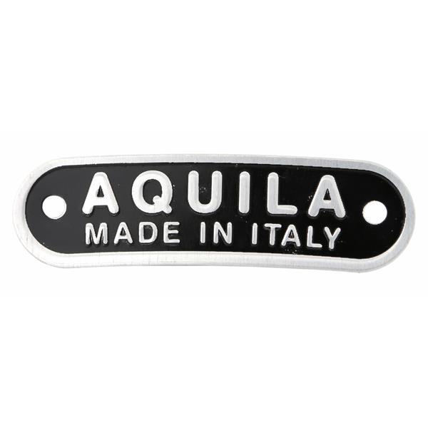Emblem -Aqulia Made in Italy-  -