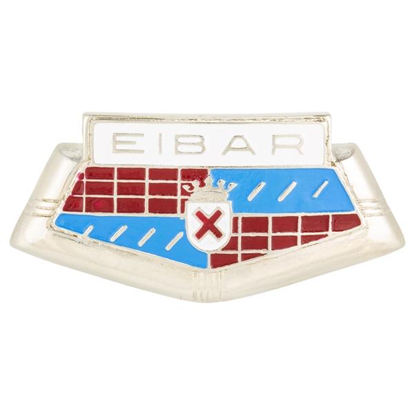 Emblem -EIBAR- Kaskade für Lambretta EIBAR 125 LI 2-150 LI 2-175 TV 2- für Lambretta EIBAR 125 LI 2-150 LI 2-175 TV 2-