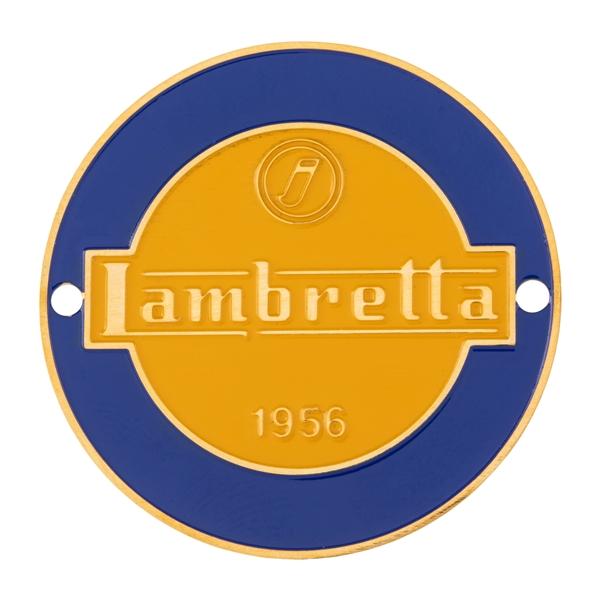 Emblem j LAMBRETTA 1956 für Lambretta für Lambretta