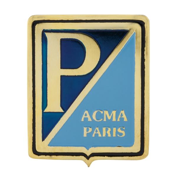Emblem -PIAGGIO ACMA Paris- für Vespa ACMA 125-150 GL für Vespa ACMA 125-150 GL-