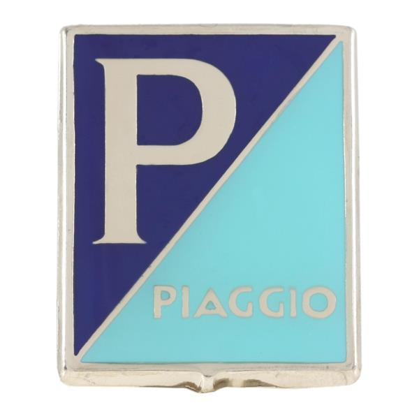 Emblem -PIAGGIO- für Vespa 150 VL3T-VB1T-VS2-4T für Vespa 150 VL3T-VB1T-VS2-4T-