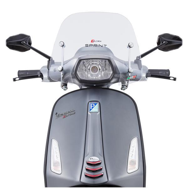 Flyscreen FACO für Vespa Sprint 50-150ccm 2T-4T für Vespa Sprint 50-150ccm 2T-4T