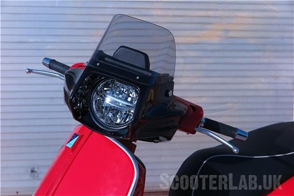 Flyscreen SLUK Driver für Vespa GTS-GTS Super-GT-GT L 125-300ccm für Vespa GTS-GTS Super-GT-GT L 125-300ccm-