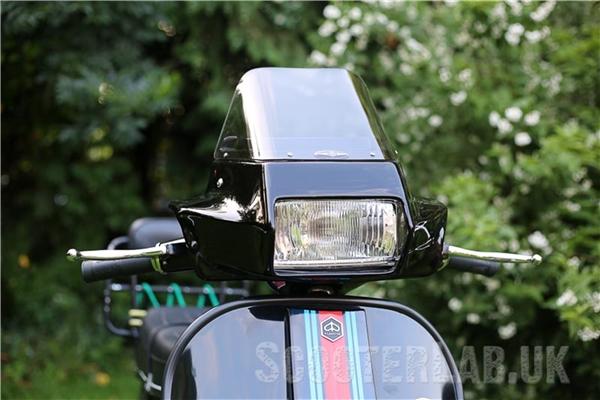 Flyscreen SLUK Driver für Vespa T5 für Vespa T5-