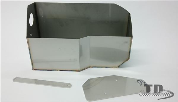 Gepäckbox TD-Customs für Lambretta 125 LI 1-2-150 LI 1-2-175 TV 1-2- für Lambretta 125 LI 1-2-150 LI 1-2-175 TV 1-2-