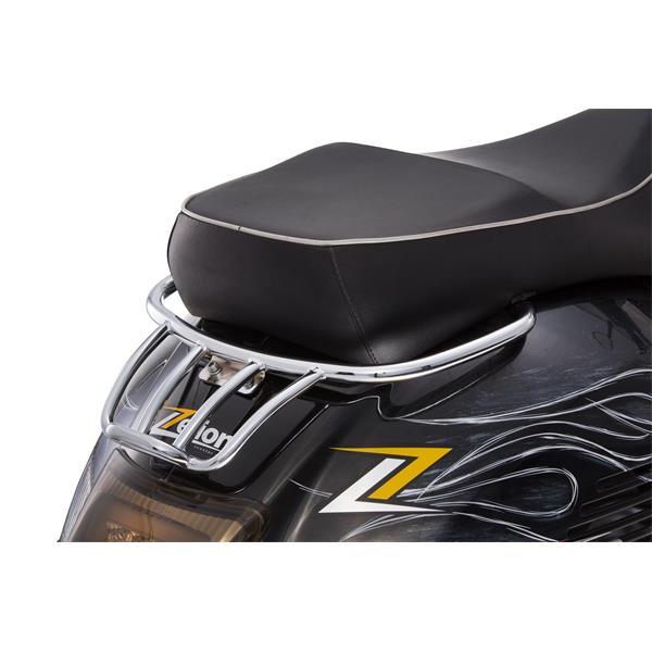 Gepäckträger hinten ZELIONI für Vespa GTS-GTS Super-GTV-GT 60-GT L 125-300ccm 4T LC für Vespa GTS-GTS Super-GTV-GT 60-GT L 125-300ccm 4T LC