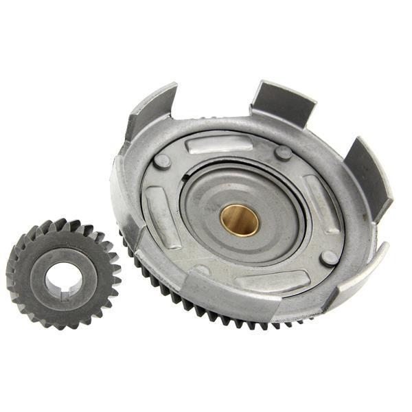 Getriebeübersetzung Z 24-61- (2.54) für Vespa 90 R-SS-125-PV-ET3-PK50 XL-XL2-PK125-ETS-N-S-XL-XL2 für Vespa 90 R-SS-125-PV-ET3-PK50 XL-XL2-PK125-ETS-N-S-XL-XL2-
