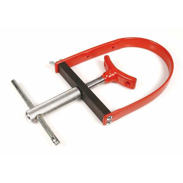 Haltewerkzeug BUZZETTI universal bis 120 mm Variomatik  -