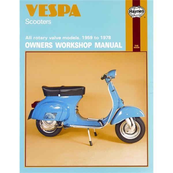 Handbuch Haynes Workshop Manual 59-78 SS90-PV-Sprint-Rally  -