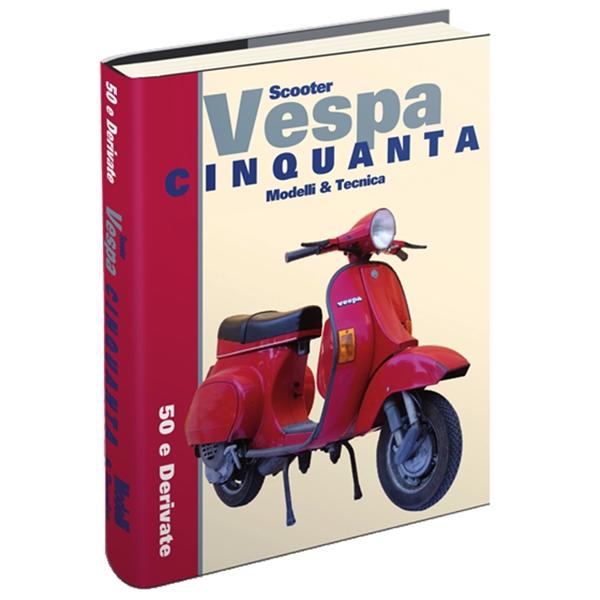 Handbuch -Vespa Tecnica- V50  -
