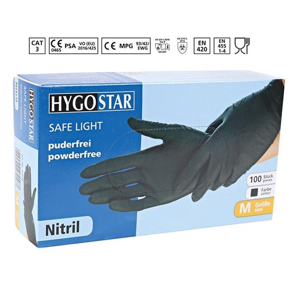 Handschuhe HygoStar Safe Light Grösse: 7-S Unisex Unisex-