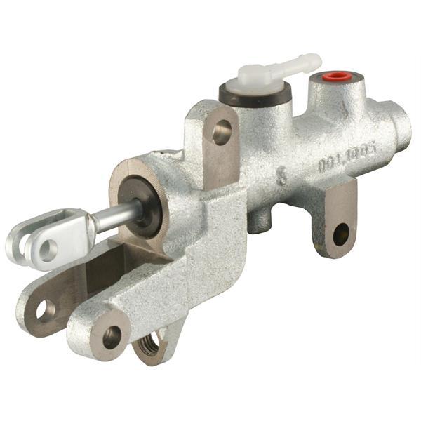 Hauptbremszylinder RMS am Bremspedal für PIAGGIO Ape TM-P 220ccm für PIAGGIO Ape TM-P 220ccm-