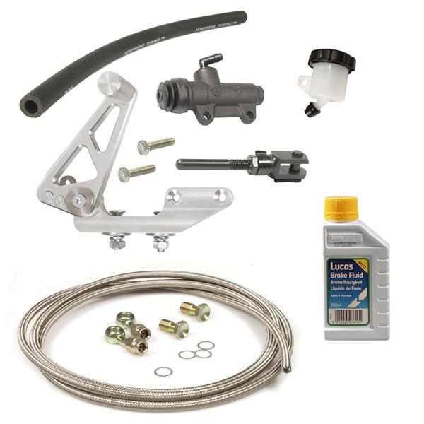 Hauptbremszylinderkit für Scheibenbremse SIP-MMW hinten für Vespa PX80-200-PE-Lusso-T5 für Vespa PX80-200-PE-Lusso-T5