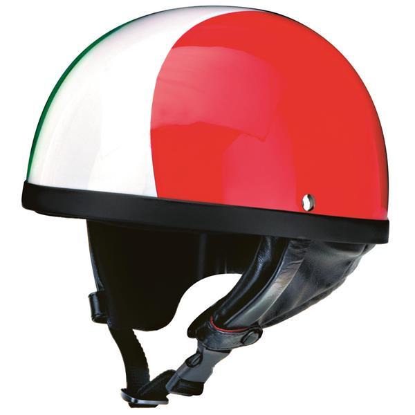Helm REDBIKE RB 500 Italy Halbschale Halbschale