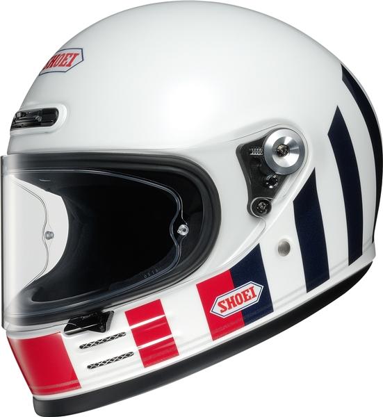 Helm SHOEI Glamster Resurrection TC-10 Integral Integral-
