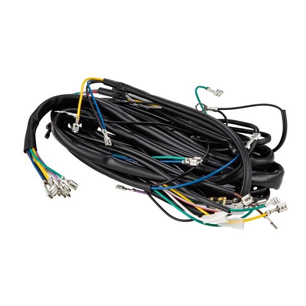 Kabelbaum für Vespa P125-150X-PX125-200E-Lusso 1-P200E- (I) für Vespa P125-150X-PX125-200E-Lusso 1-P200E- (I)-
