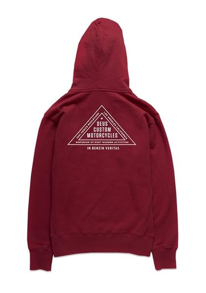 Kapuzen-Sweatshirt-Hoodie DEUS Roza Grösse: S für Männer für Männer